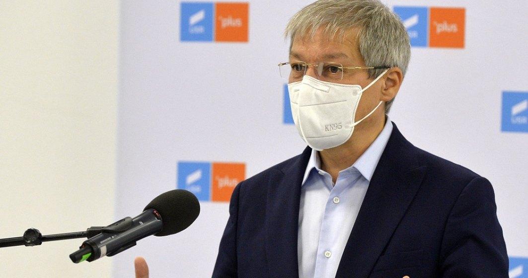 Cioloș, despre politica antivaccin de la AUR: Românii i-au ales, nu e vina USR