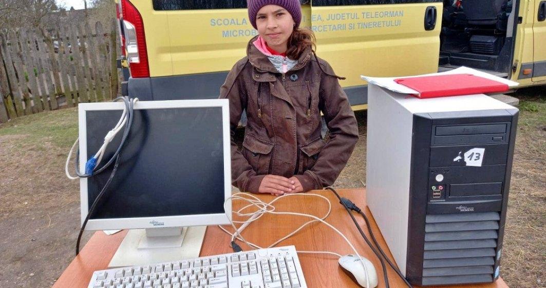 Cum devin calculatoarele uzate din nou funcționale și disponibile pentru copiii din mediile defavorizate