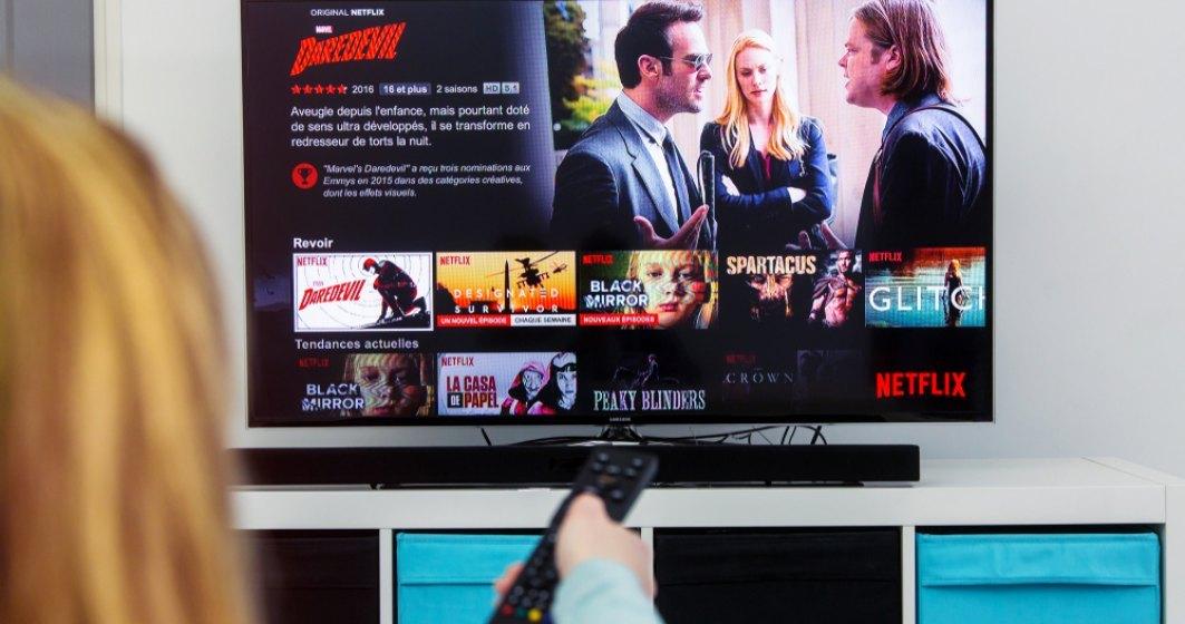 Italia anunta un decret anti-Netflix pentru a proteja cinematografele italiene