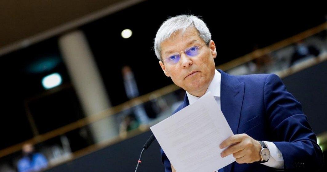 Dacian Cioloș, propunerea de premier de la USR PLUS