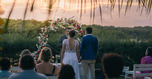 Turismul de nuntă, un trend care a luat amploare în pandemie. Cât se plătește...