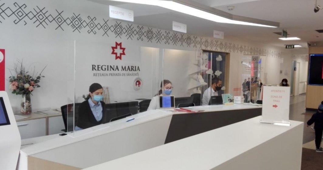 Rețeaua de sănătate Regina Maria oferă gratuit analize și consultații post COVID-19