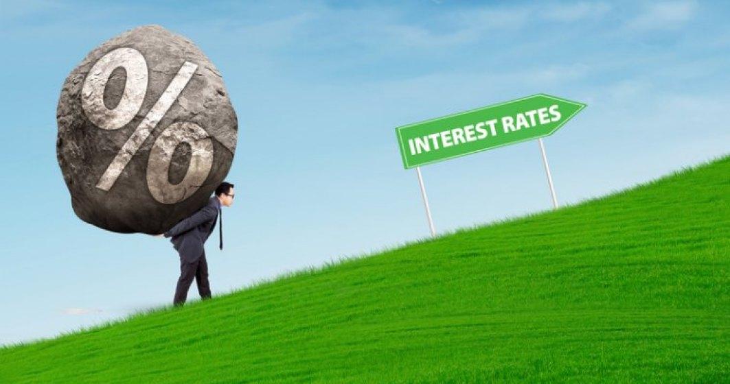 Ministerul Finantelor a respins ofertele bancilor la licitatia de titluri de stat de joi din cauza dobanzilor ridicate