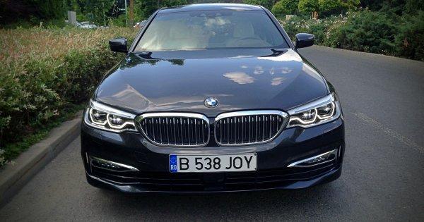 Test cu noul BMW Seria 5 sedan: la doar un pas de condusul autonom
