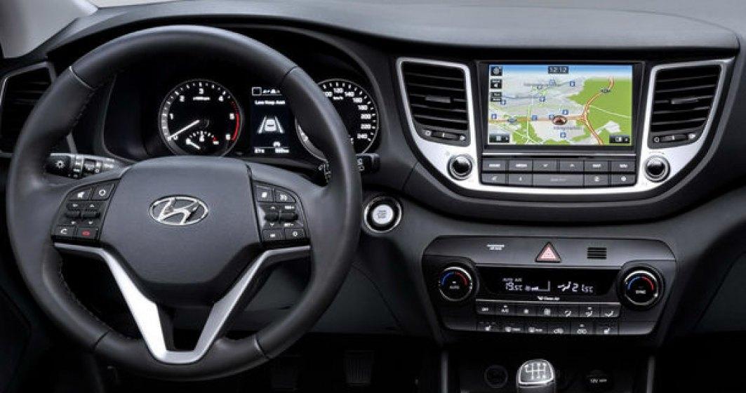 Hyundai si Kia vor oferi internet in masinile din Europa incepand din 2019: asiaticii au semnat un parteneriat cu Vodafone