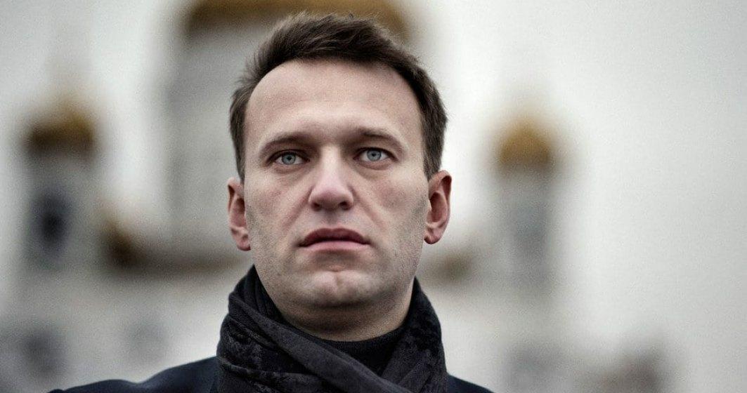 Aleksei Navalnîi a fost condamnat la doi ani și jumătate de închisoare