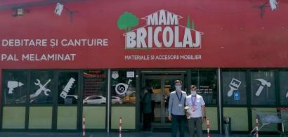 MAM Bricolaj investește 500.000 de euro în primul magazin din afara...