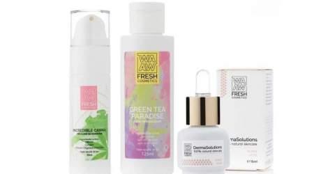 Wawa Fresh Cosmetics - produse cosmetice utile, care aduc...