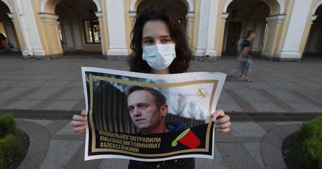 Rusia anunță sancțiuni împotriva unor state din Europa în cazul Navalnîi