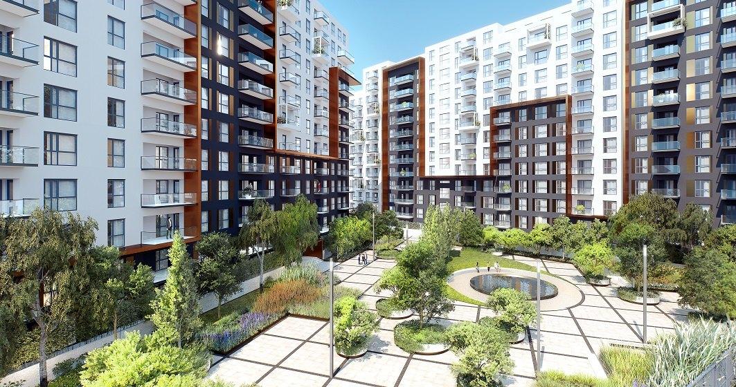 Cordia Romania 40 milioane euro Parcului20 ansamblu rezidential Futureal