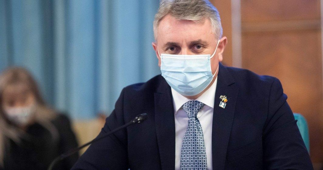 Lucian Bode a preluat mandatul de ministru interimar la Justiție: proiectul Anghel Saligny va fi avizat