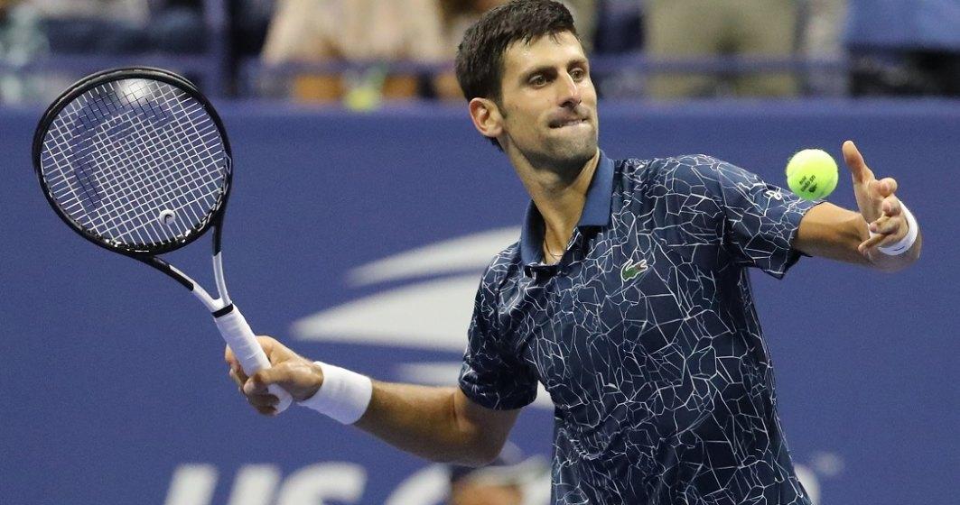 Novak Djokovic anunță că este infectat cu COVID-19
