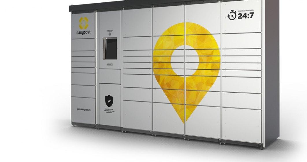Parteneriat Easypost-evoMAG: Comenzile, livrate si la automate non-stop