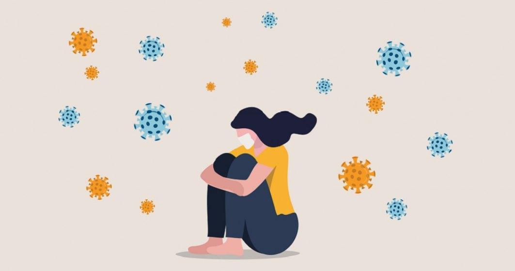 Pandemia emoțională - Cum ne afectează COVID chiar și fără să ne infectăm
