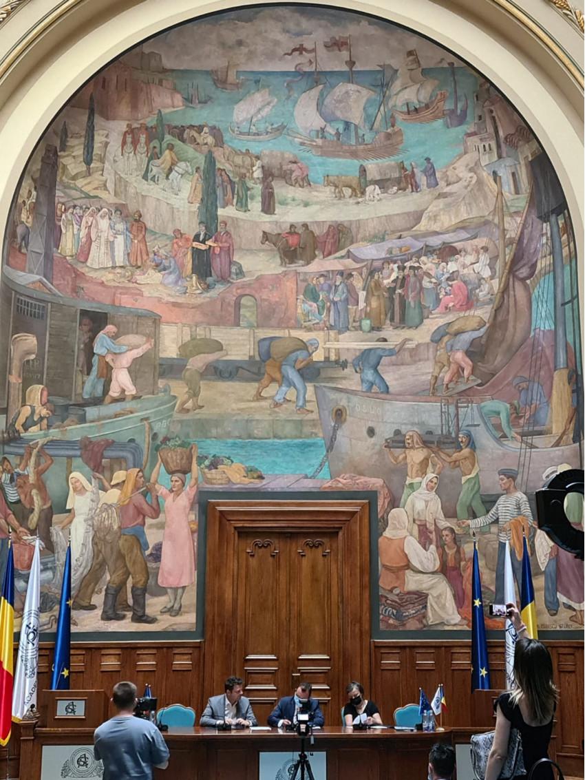 Istoria Negoțului Românesc