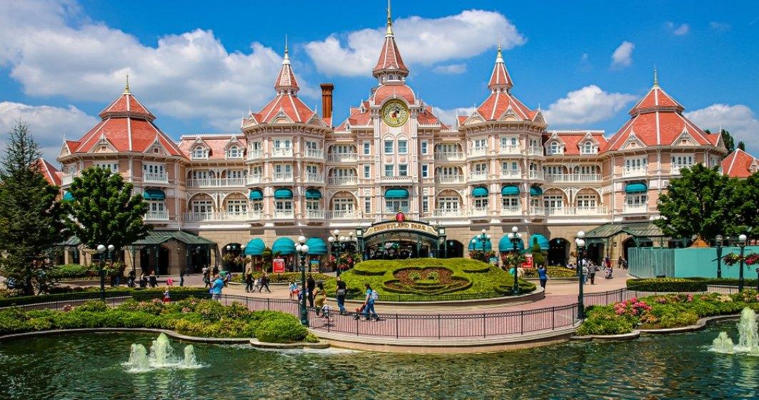 Coronavirus   Disneyland Paris confirmă că un angajat a fost testat pozitiv