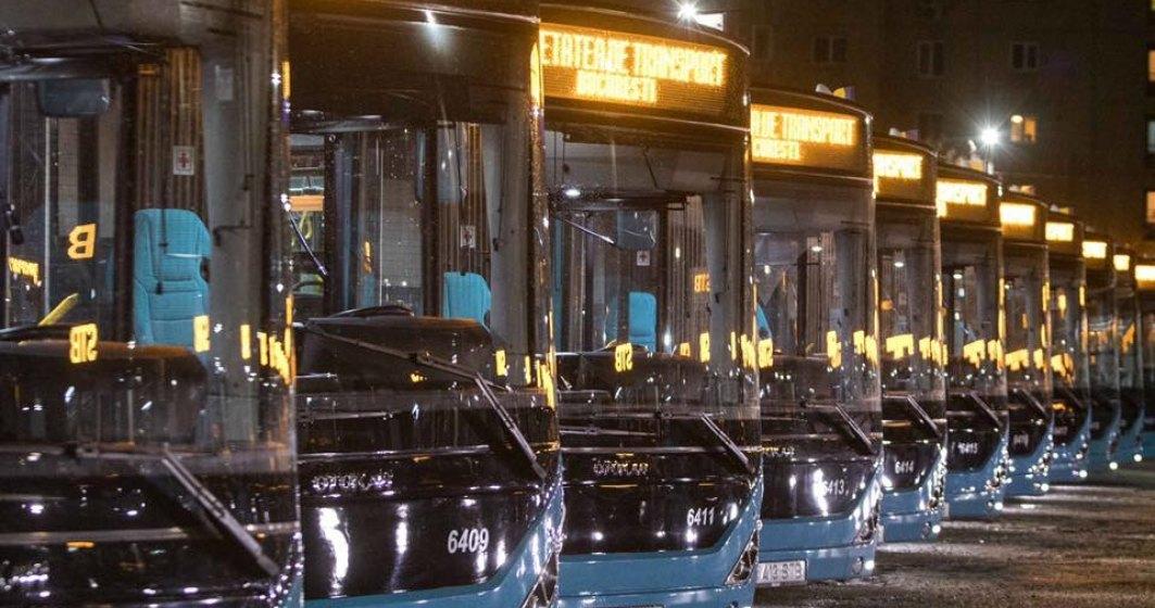 Soferii de autobuz si vatmanii s-ar putea putea pensiona mai devreme