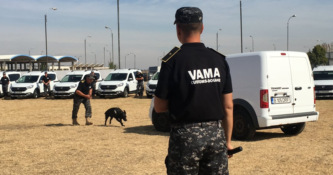 FOTO Patrupezii care aduc venituri de peste un milion de euro din marfa de contrabanda descoperita