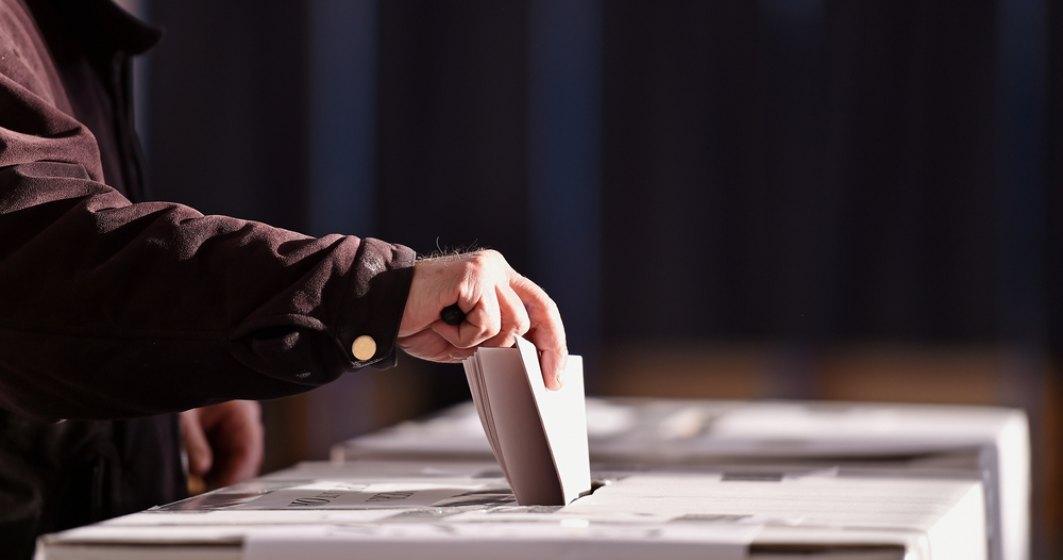 EXIT POLL ora 21:00: Partidul AUR pare a fi surpriza alegerilor
