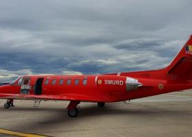 România va cumpăra două avioane pentru situațiile de urgență