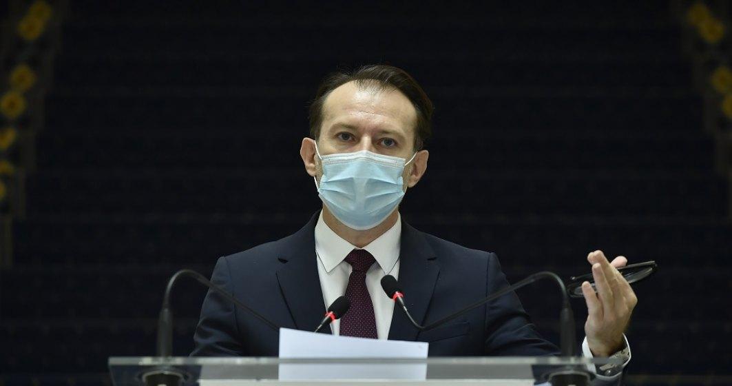 Florin Cîţu: Terminăm programul de guvernare duminică, cel mai târziu luni