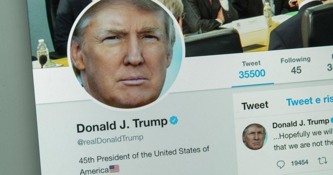 Twitter închide 70.000 de conturi legate de mișcări conspiraționiste pro-Trump