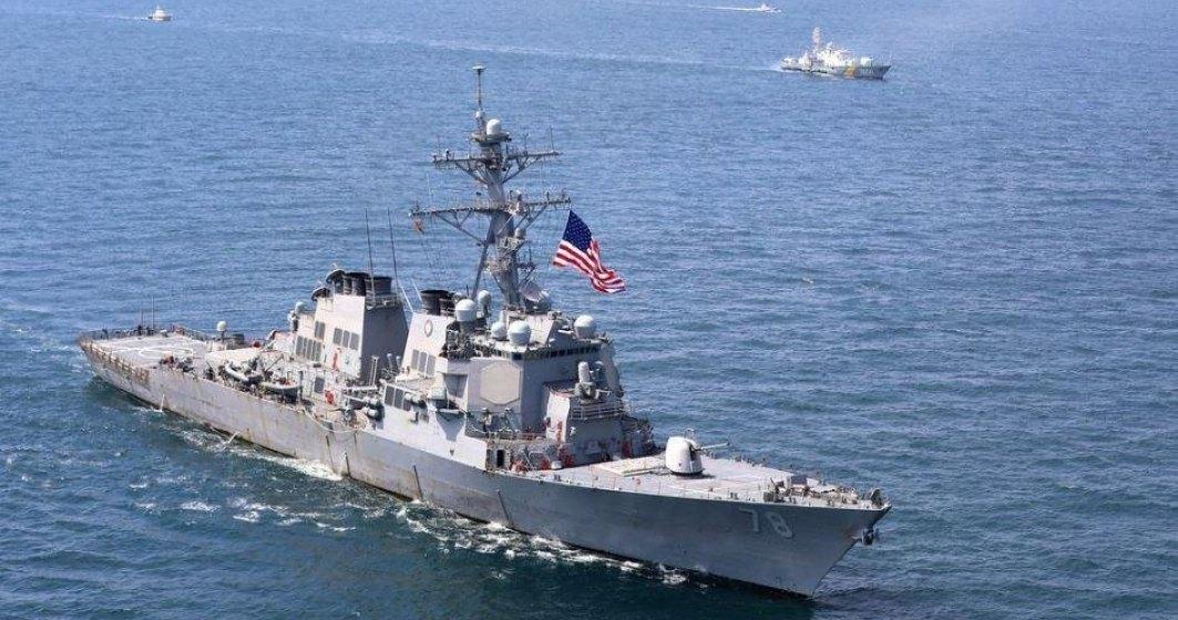 Rusia le cere SUA și aliaților săi să renunțe la exercițiile militare din Marea Neagră