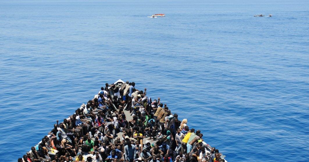 Romania poate incasa 10.000 euro de la UE pentru fiecare imigrant ilegal primit