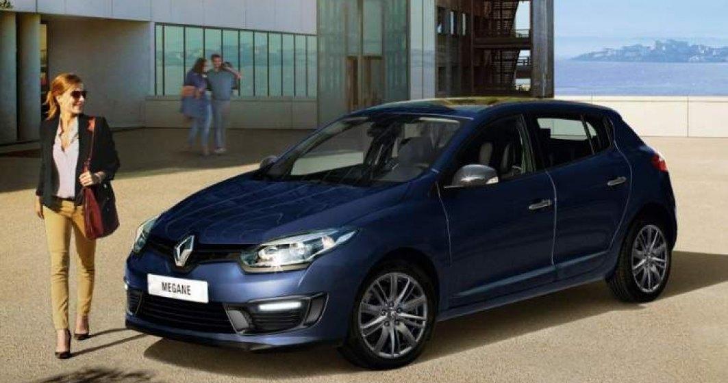 Renault închide temporar toate fabricile din Franța