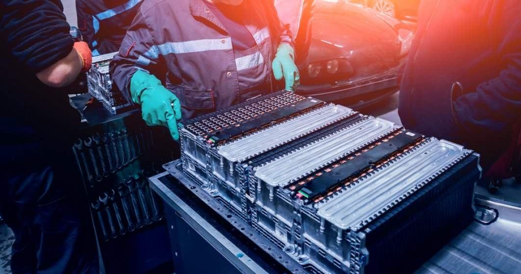 Năsui: România va fi pe harta lumii în ceea ce priveşte producţia de baterii