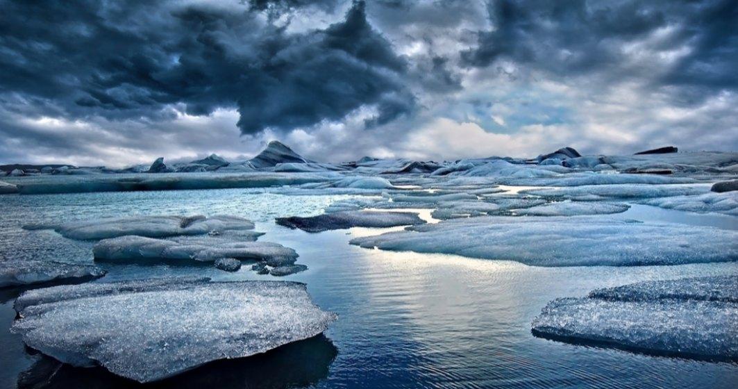 Un studiu avertizează – colapsul curenților oceanici ar putea îngheța rapid Europa și părți ale Americii de Nord