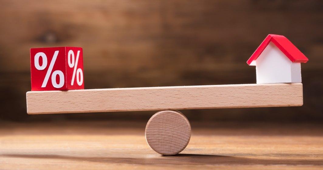 Indicele ROBOR la 3 luni a coborat la 3,04% pe an