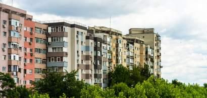 Românii s-au îngrămădit să cumpere apartamente în luna iunie
