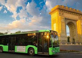 Mai multe tramvaie și autobuze pentru transportul public din București și Ilfov