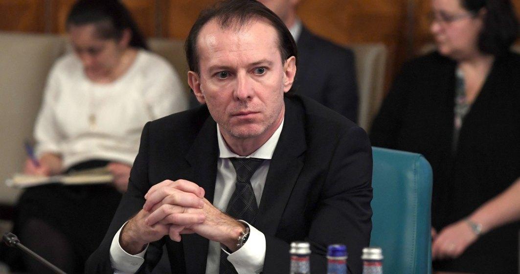 Cîţu: În discuţiile cu Ciolacu, am prezentat PNRR, nu am negociat