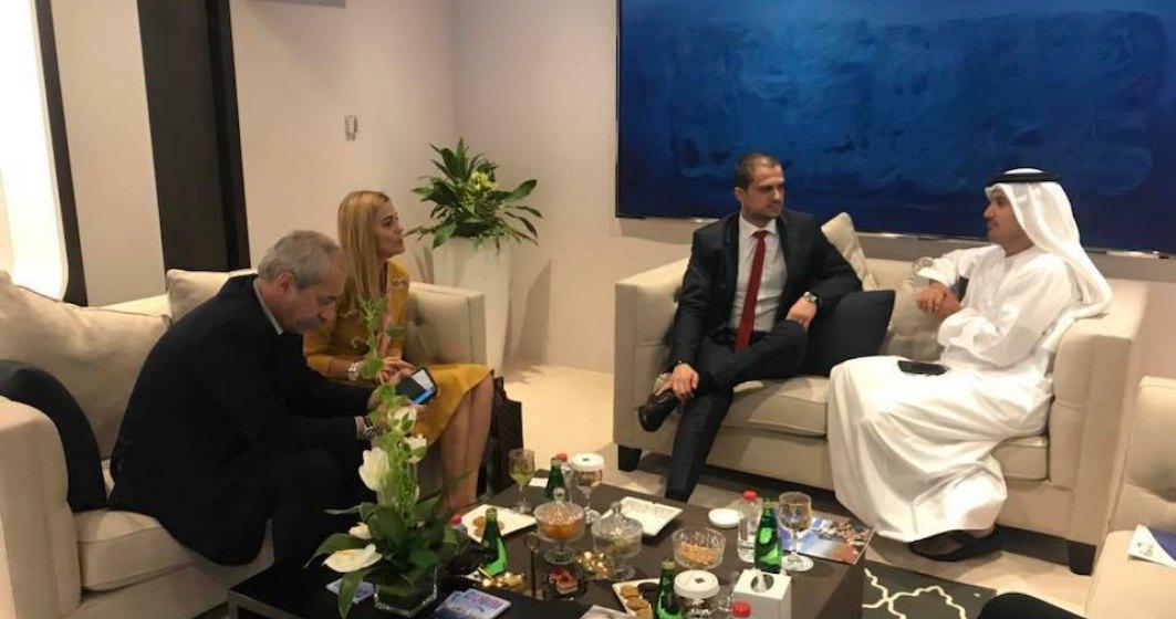 Ministrul Turismului s-a intalnit cu cei mai mari turoperatori din Emiratele Arabe Unite