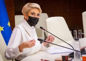 Raluca Turcan: În instituțiilepublice, certificatul verdetrebuie să fie un...