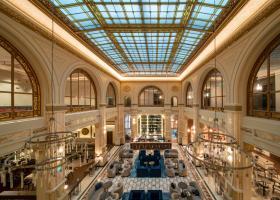 O fosta bancă din București s-a redeschis sub forma unui hotel cu 217 camere