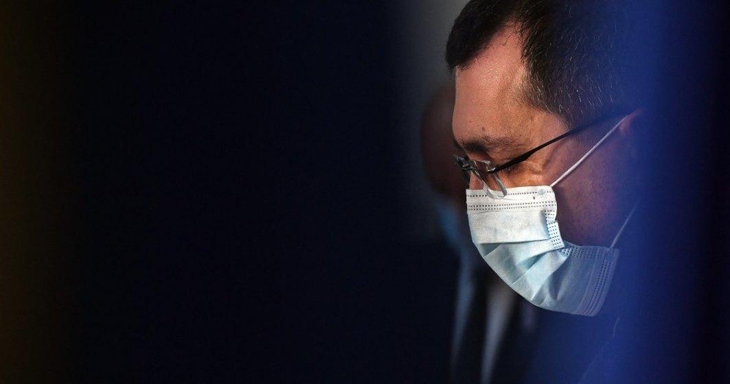 Scandalurile care l-au costat fotoliul la Sănătate pe Vlad Voiculescu.