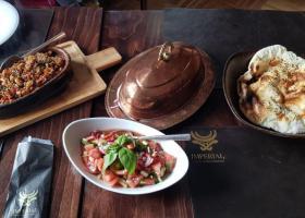 Review restaurant George Butunoiu: Imperial Turkish Cuisine & Steakhouse, un...