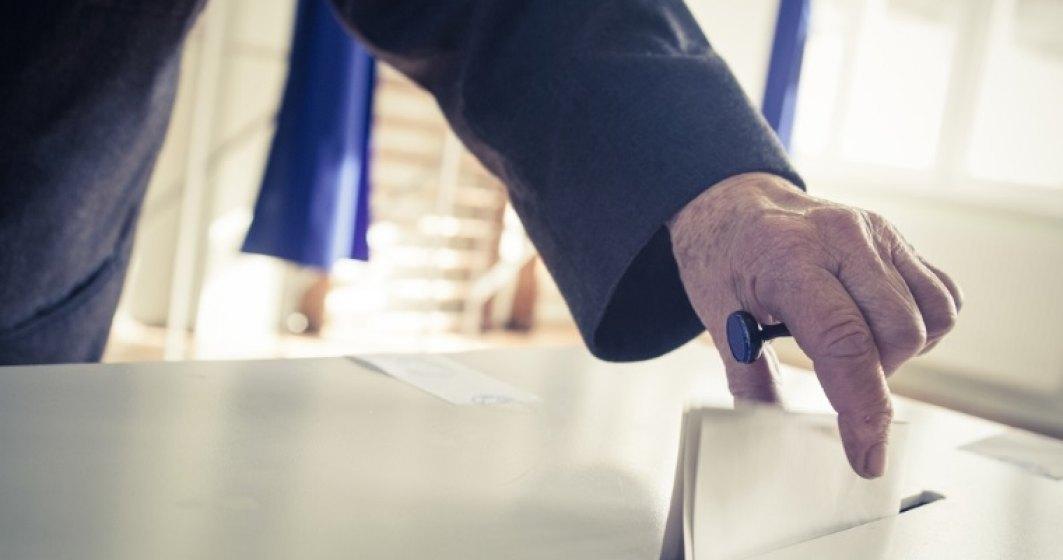 Rezultate partiale referendum: Prezenta la vot - 20,96%. 91% au votat DA
