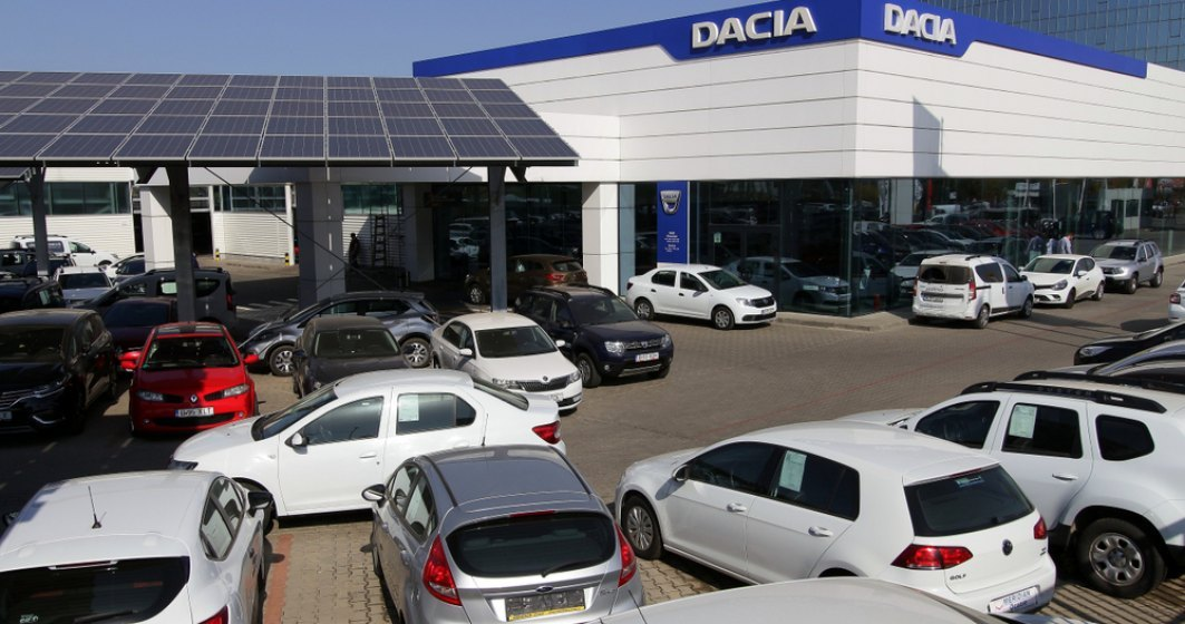 Greva de frica robotilor la uzina Dacia