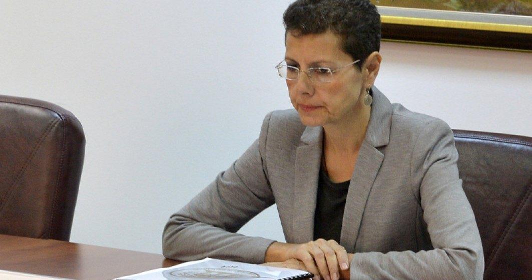Adina Florea vrea puteri similare cu DNA si DIICOT pentru Sectia pentru investigarea magistratilor
