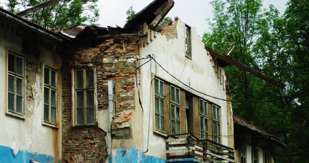 Singeorz-Bai Project, un tanar arhitect vrea sa readuca la viata statiunea balneara