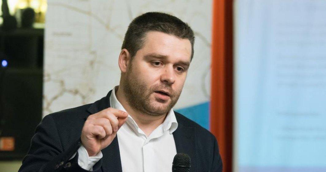 Ciprian Ciucu și-a anunțat candidatura pentru șefia PNL București