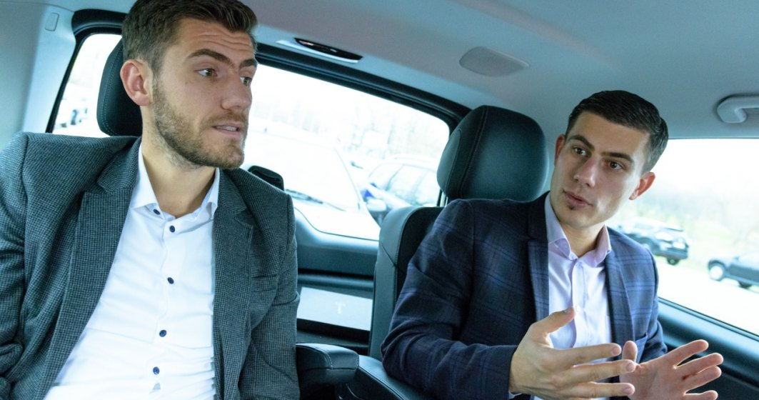 Interviu mobil cu fondatorii Bittnet Systems: cum isi imagineaza fratii Logofatu viitorul companiei, la 5 ani de la promisiunea facuta la Venture Connect
