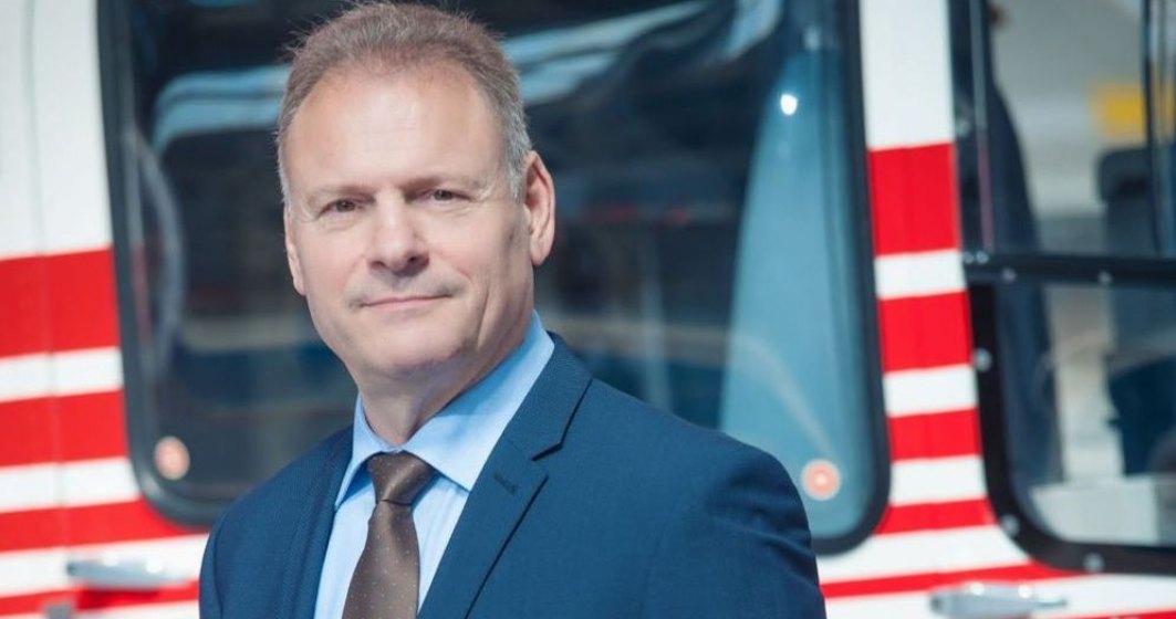 Georges Durdilly este noul sef al Airbus in Romania