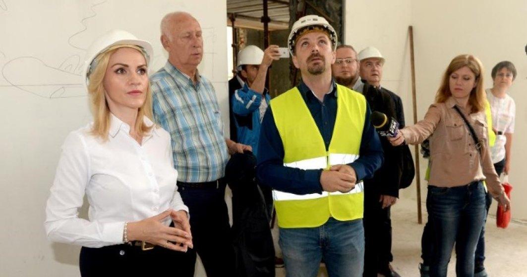 La doua zile dupa cutremur, Gabriela Firea vrea sa cumpere 50 de senzori seismici de ultima generatie
