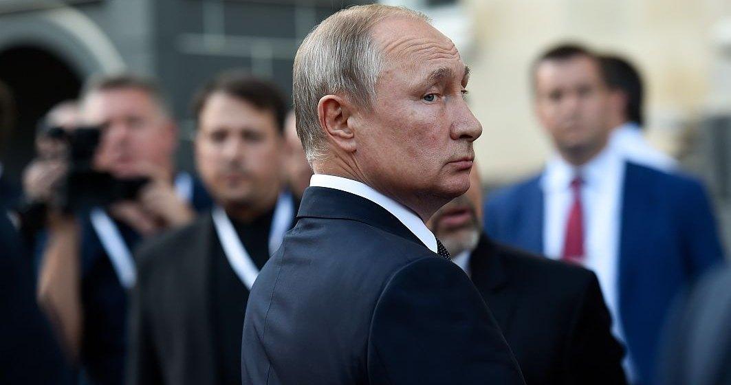 Putin promite sprijin Belarusului în fața sancțiunilor europene