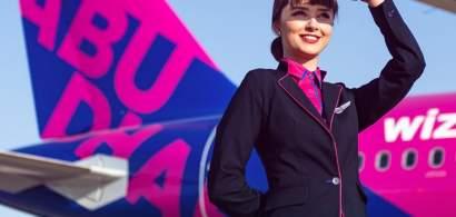 Wizz Air angajează însoțitori de zbor